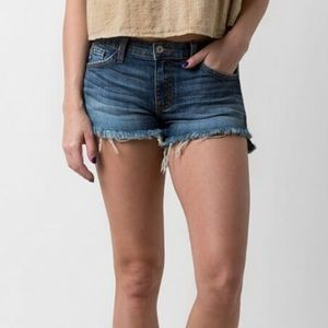 The Buckle - KANCAN MID-RISE STRETCH SHORT